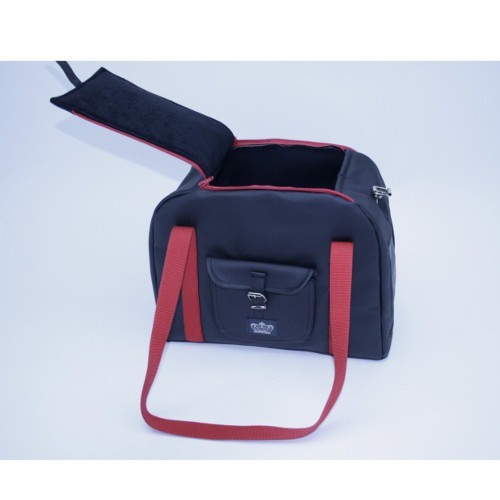 8ae5ac63d9845 Bolso para perros y gatos Fashion Dog color escarlata - Tiendanimal
