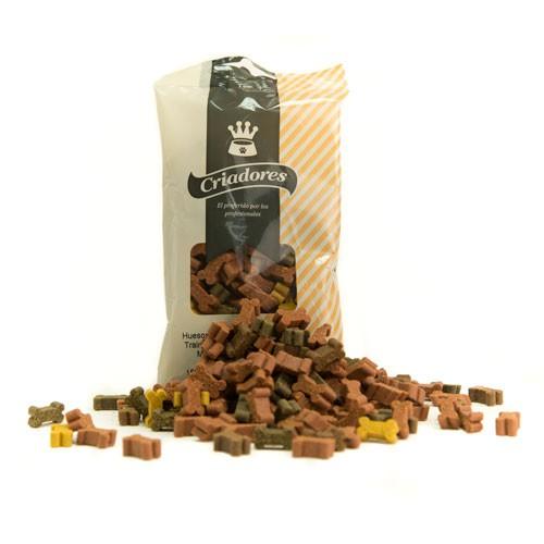 Snacks para perros Criadores Huesos Trainer Mix