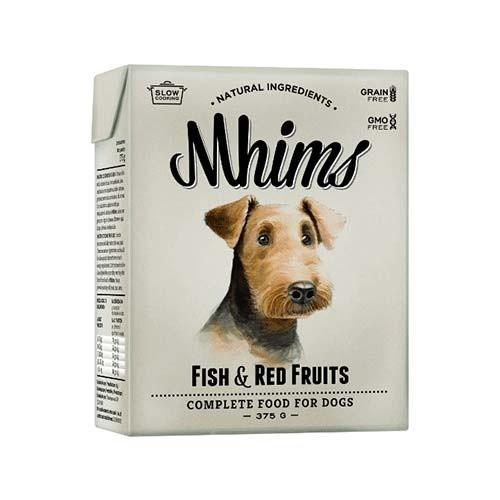 Comida húmeda para perros Mhims Fish & Red Fruits de pescado