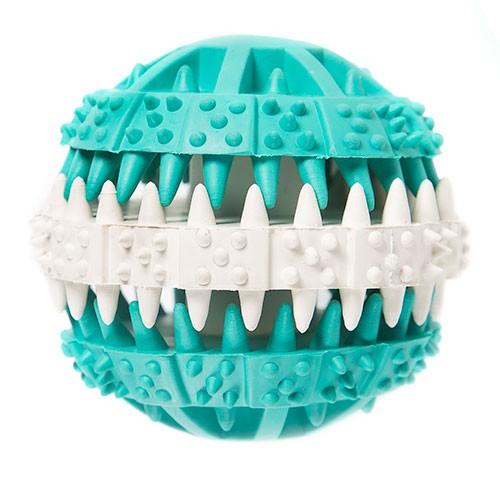Juguete para perros TK-Pet Dental 360 pelota de caucho