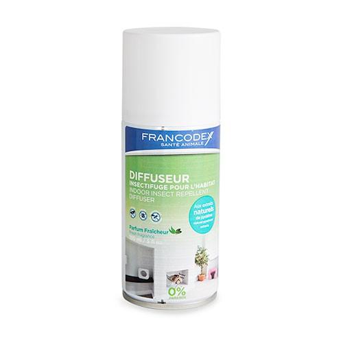 Natural environmental antiparasitic for dogs and cats Francodex