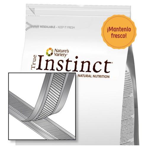 Pienso para perros adultos True Instinct Original Medium - Maxi con cordero