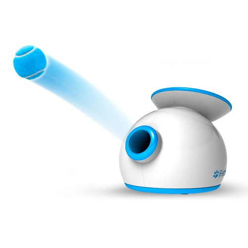 Lanzador de pelotas automático largas distancias iFetch