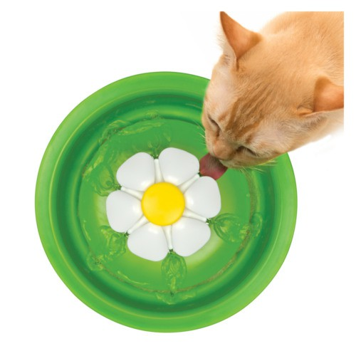 Fuente para gatos con 3 velocidades Catit Senses 2.0 Flower