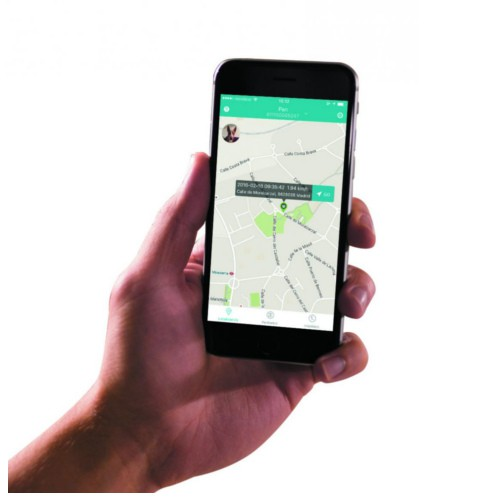GPS para perros Dondo localizador desde móvil