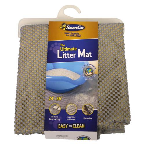 Alfombrilla de tela recoge arena Litter Mat