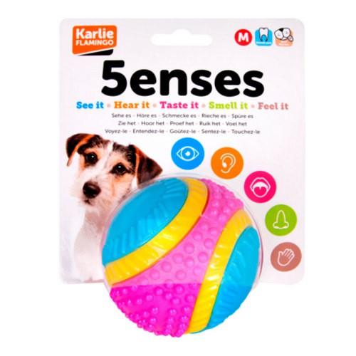 Pelota 5 sentidos Karlie Senses Ball