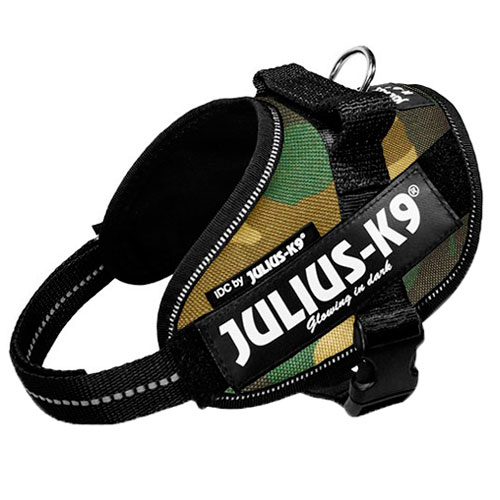 Arnés ergonómico Julius K9 IDC camuflaje
