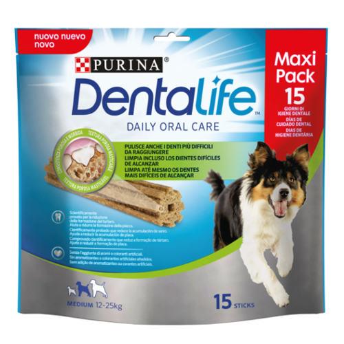 Purina Dentalife para perros medianos