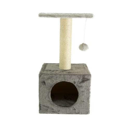 Rascador para gatos TK-Pet Ara gris