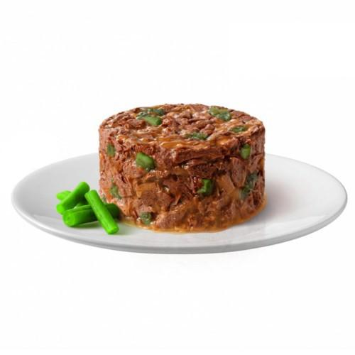 Pack Gourmet Gold Tartelette surtido de carnes y verduras
