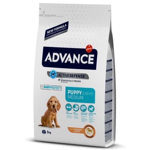 Pienso para cachorros Advance Baby Protect Puppy Medium