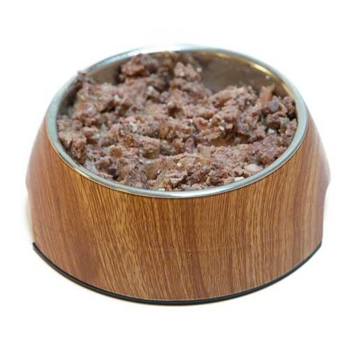 Alimento completo Criadores ternera con Topping rosa mosqueta