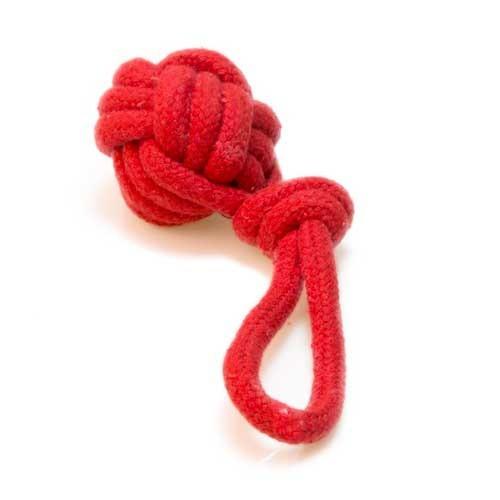 Juguete de cuerda en forma de pelota TK-Pet Ball