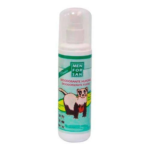 Desodorante y Repelente de Insectos para Hurones