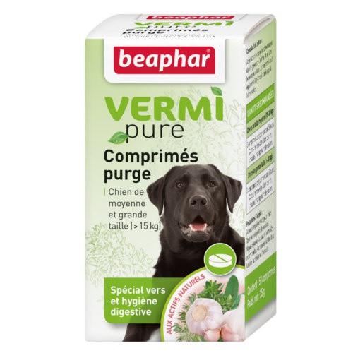 Antiparasitario interno natural Beaphar perros