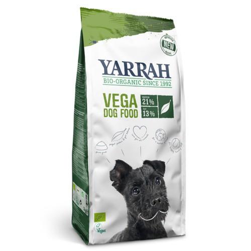 Pienso vegano ecológico Yarrah para perros