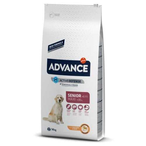 Pienso para perros Advance Maxi Senior