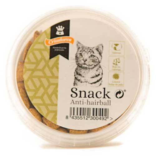 Snack Criadores Anti-hairball para gatos