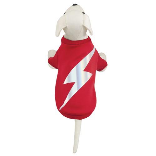 Jersey de Flash para perros rojo