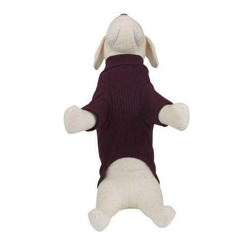 Jersey para perros NYC Collection burdeos