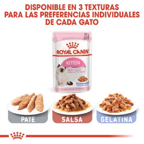 Royal Canin Kitten en gelatina para gatitos