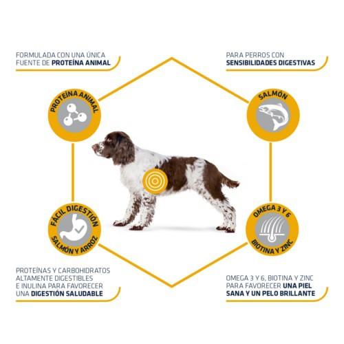 Advance Sensitive para perros