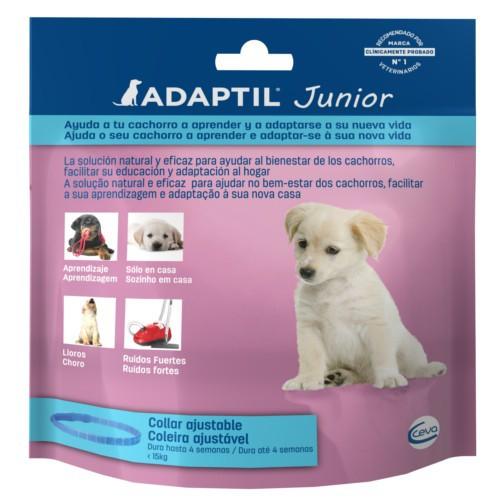 Collar de feromonas para cachorros Adaptil Junior