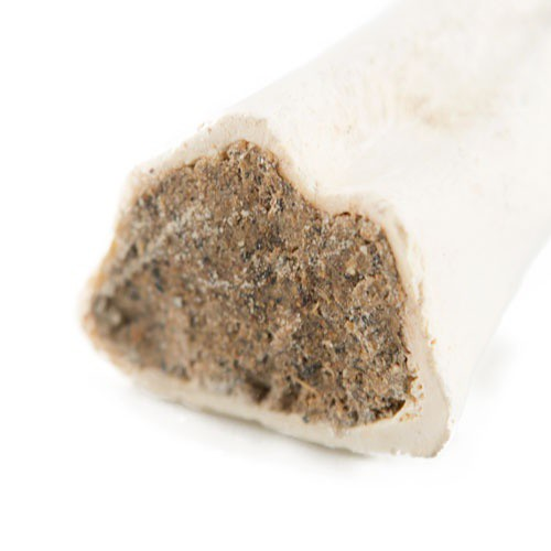 Hueso de calcio relleno de carne Criadores