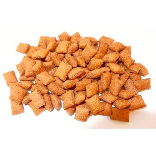 Snack con malta anti bolas de pelo para gatos