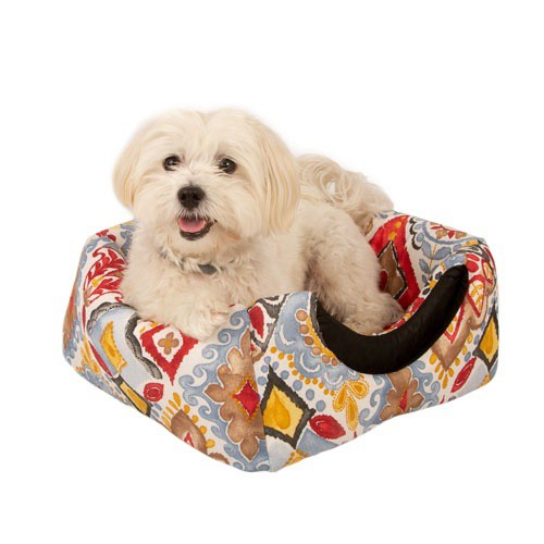 Cama-cueva TK-Pet doble Casandra