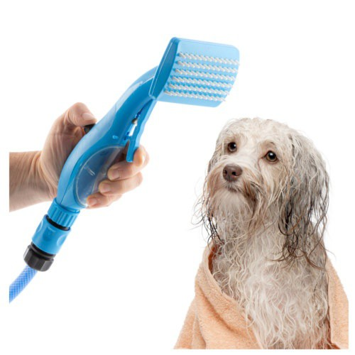 Cepillo manguera para mascotas