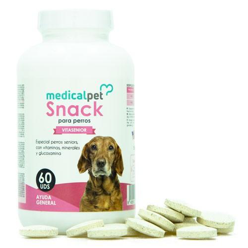 Snack Medicalpet Vitasenior para perros mayores