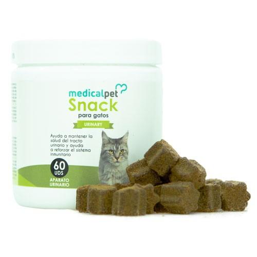 Snack Medicalpet Urinary para gatos