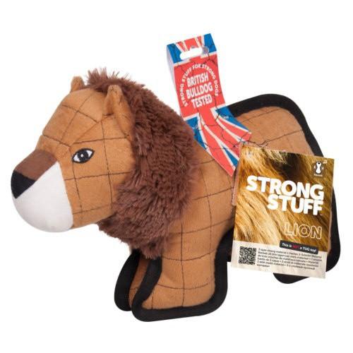 Peluche extra fuerte león