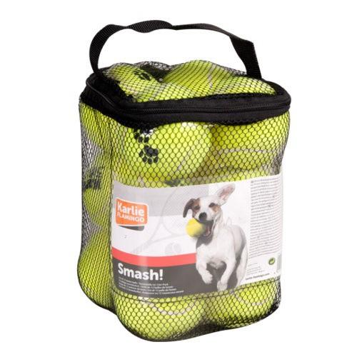 Bolsa de pelotas de tenis para perros