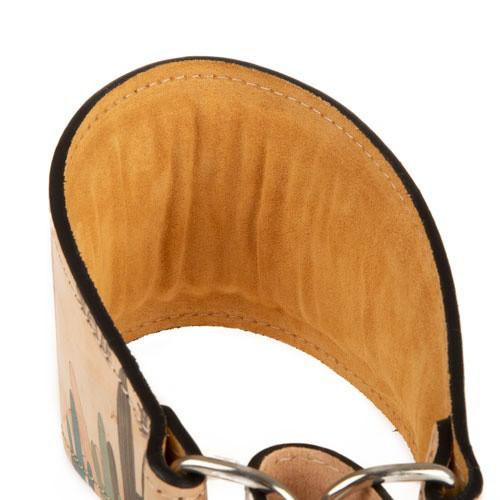 Collar de piel para galgos TK-Pet Perú