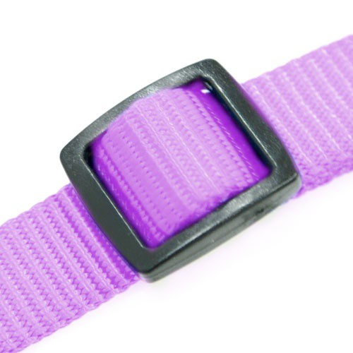 Adaptador cinturón de seguridad TK-Pet lila