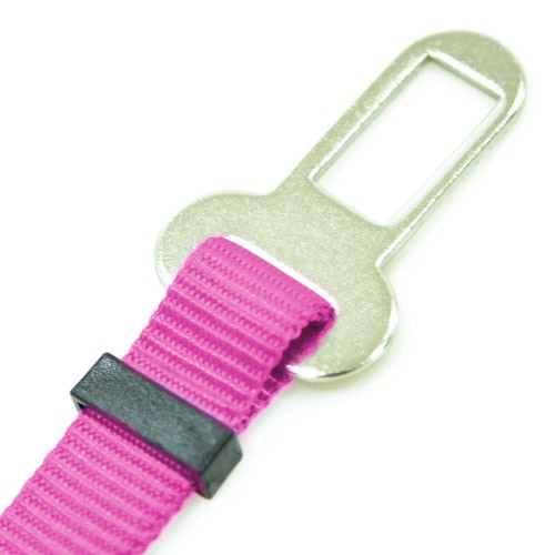 TK-Pet seat belt adapter fuchsia