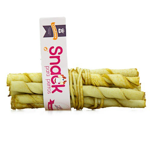 Twisted Sticks Criadores sabor bacon