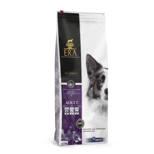 Era dog food Adult Chicken and Pheasant medium and large breeds