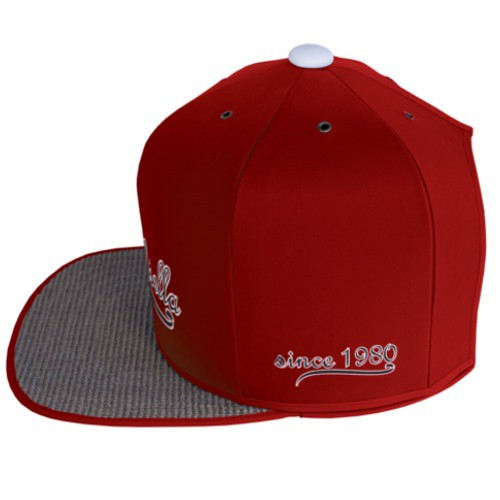 Cama gorra para gatos rojo