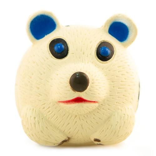 Juguete de látex TK-Pet Ratón panda