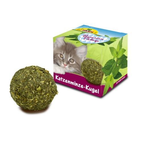 Pelota de catnip para gatos JR Farm