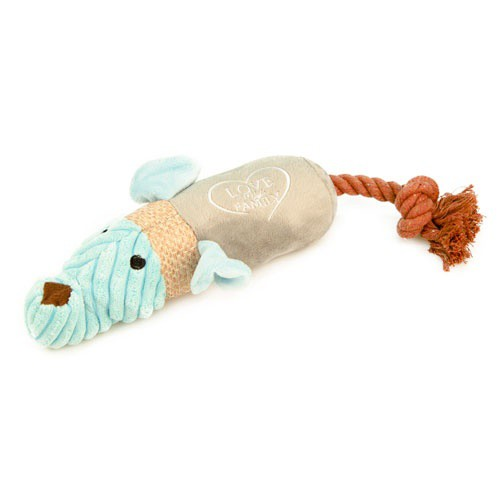 Ratón de peluche TK-Pet Maxi Puppy Remy
