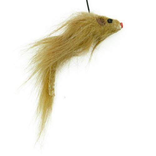 Caña con ratón TK-Pet