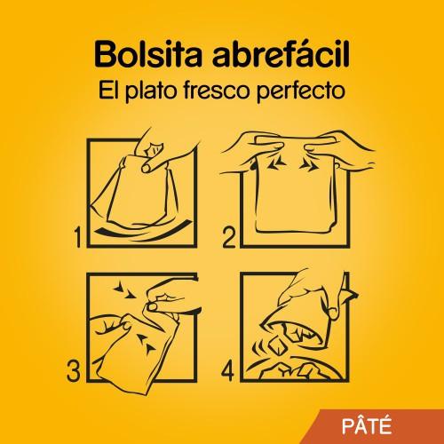 Multipack Pedigree Paté de Pollo y Buey