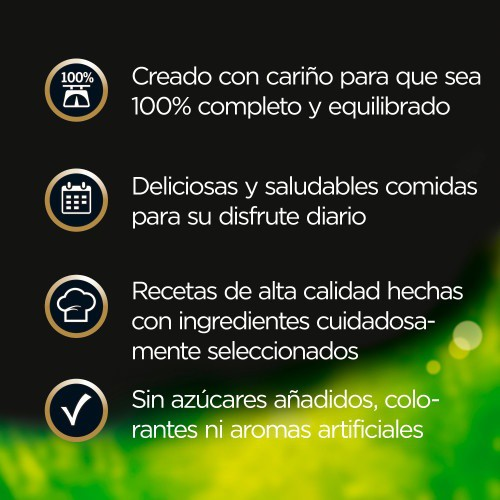 Tarrina Cesar Huerta Pollo y verduritas