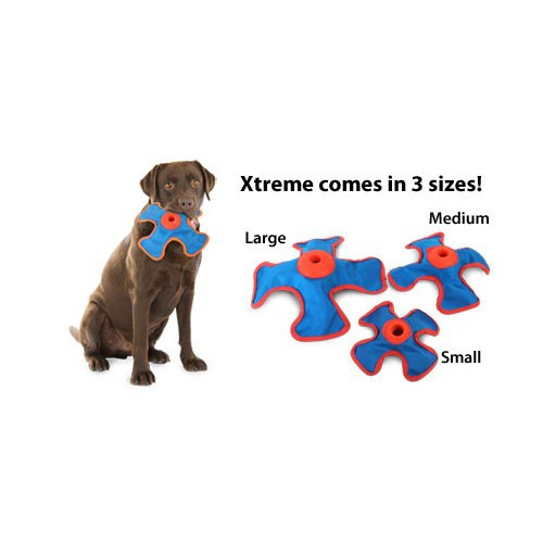 Portagolosinas Xtreme Tricky Treat para perros