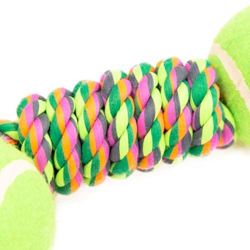 Juguete de cuerda TK-Pet con pelotas de tenis